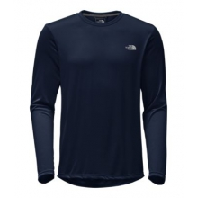 Men's L/S Reaxion Amp Crew by The North Face in Huntsville Al