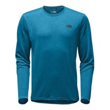 Men's L/S Reaxion Amp Crew by The North Face in Kirkwood Mo