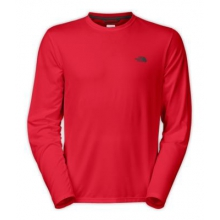 Men's L/S Reaxion Amp Crew by The North Face in Tulsa Ok