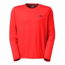 Men's L/S Reaxion Amp Crew by The North Face in Keene Nh