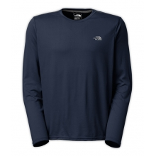 Men's L/S Reaxion Amp Crew by The North Face in Baton Rouge La