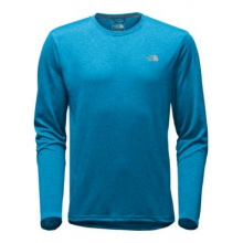 Men's L/S Reaxion Amp Crew by The North Face in Mansfield Ma