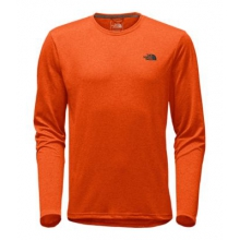 Men's Long Sleeve Reaxion Amp Crew by The North Face in Sylva Nc