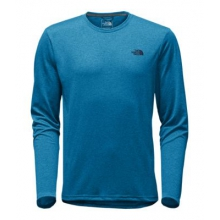 Men's L/S Reaxion Amp Crew by The North Face in Fort Lauderdale Fl