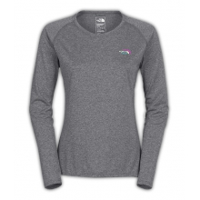 Women's L/S Lfc Reaxion Amp Tee by The North Face