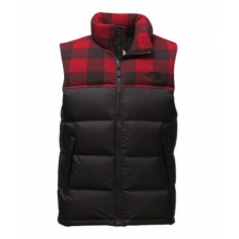 Men's Nuptse Vest by The North Face in Naperville Il