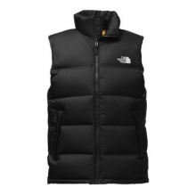 Men's Nuptse Vest by The North Face in Fort Collins Co