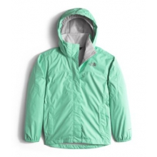 Girl's Resolve Reflective Jacket by The North Face in Montgomery Al