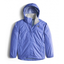 Girl's Resolve Reflective Jacket by The North Face in Anderson Sc