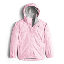 Girl's Resolve Reflective Jacket by The North Face in Clarksville Tn