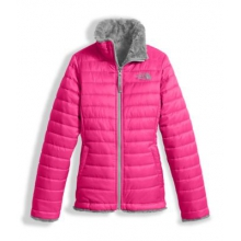 Girl's Reversible Mossbud Swirl Jacket by The North Face in New York Ny