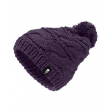 Women's Triple Cable Beanie by The North Face in Rochester Hills Mi
