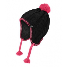 Girl's Fuzzy Earflap Beanie by The North Face