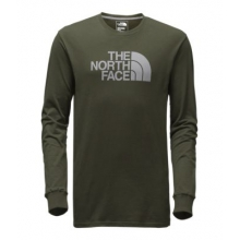 Men's L/S Half Dome Tee by The North Face
