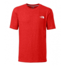 Men's Short Sleeve Red Box Tee by The North Face in Tuscaloosa Al