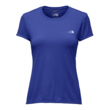 Women's Short Sleeve Rxn Amp Tee by The North Face in Flagstaff Az