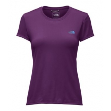 Women's Short Sleeve Rxn Amp Tee by The North Face in Memphis Tn