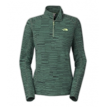 Women's Novelty Glacier 1/4 Zip by The North Face in Succasunna Nj