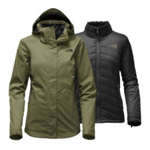Women's Mossbud Swirl Triclimate Jacket by The North Face in Chattanooga Tn