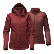 Women's Mossbud Swirl Triclimate Jacket by The North Face in Brighton Mi