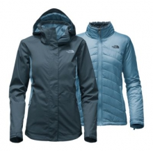 Women's Mossbud Swirl Triclimate Jacket by The North Face in Baton Rouge La