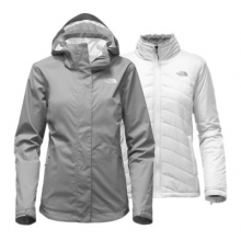 Women's Mossbud Swirl Triclimate Jacket by The North Face in Mobile Al