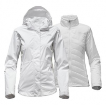 Women's Mossbud Swirl Triclimate Jacket by The North Face in Altamonte Springs Fl