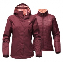 Women's Mossbud Swirl Triclimate Jacket by The North Face in Glen Mills Pa