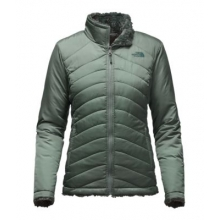 Women's Mossbud Swirl Reversible Jacket by The North Face in Clarksville Tn