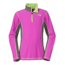 Girl's Glacier 1/4 Zip by The North Face