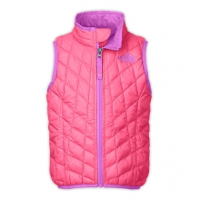 Toddler Girl's Thermoball Vest by The North Face
