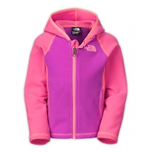 Toddler Girl's Glacier Hoodie by The North Face