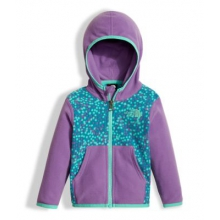 Infant Glacier Full Zip Hoodie by The North Face in Sioux Falls SD