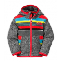 Infant Glacier Full Zip Hoodie by The North Face in Wakefield Ri