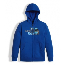 Boy's Logowear Full Zip Hoodie by The North Face