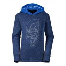 Boy's L/S Reactor Hoodie by The North Face