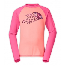Girl's Dogpatch L/S Sleeve Rash Guard by The North Face