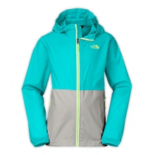 Girl's Flurry Wind Hoodie by The North Face in South Yarmouth Ma