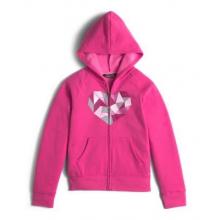 Girl's Logowear Full Zip Hoodie