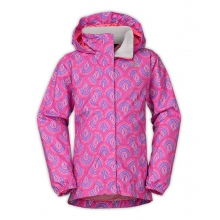 Girl's Novelty Resolve Jacket by The North Face