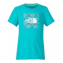 Girl's Short Sleeve Graphic Tee by The North Face in Seattle Wa
