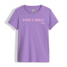 Girl's Short Sleeve Graphic Tee by The North Face in State College Pa