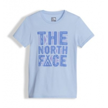 Girl's Short Sleeve Graphic Tee by The North Face in Stamford Ct