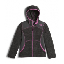 Girl's Viva Fleece Hoodie by The North Face in Wakefield Ri