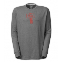 Men's L/S Mile Marker Tee by The North Face