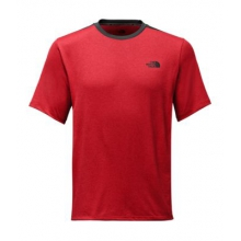 Men's Reactor Short Sleeve Crew by The North Face