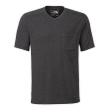 Men's S/S Alpine Start V-Neck Tee by The North Face
