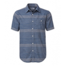 Men's S/S Engine Stripe Shirt by The North Face