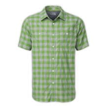 Men's S/S Marled Gingham Shirt by The North Face