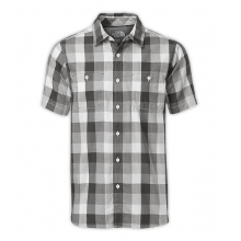 Men's S/S Shadow Gingham Shirt by The North Face
